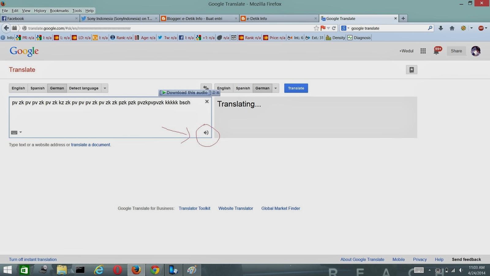 Rahasia Unik Dari Mbah Google