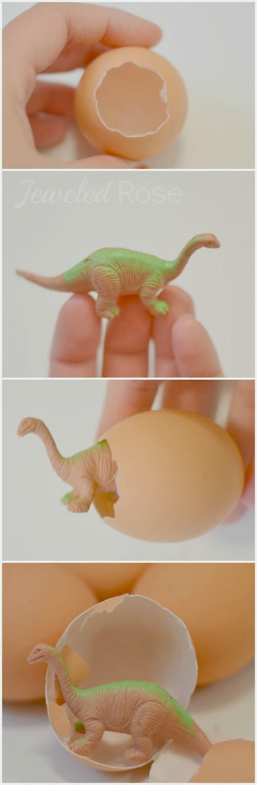 Dinosaur eggs for kids