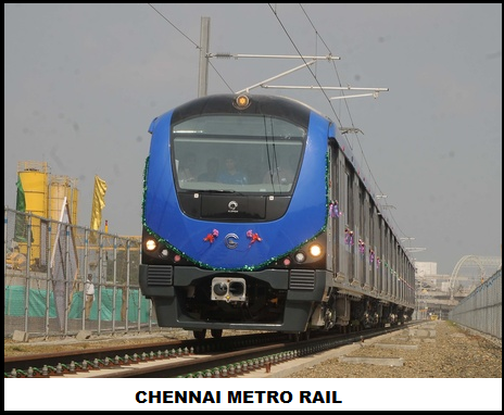Tamil Nadu CM J.Jayalalithaa Official Launches the Dream Chennai Metro Rail Project on 29th June 2015