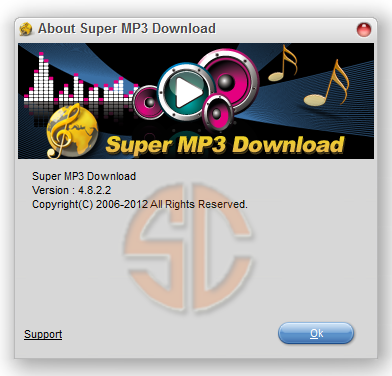 Super MP3 Download Pro 4.8.2.2 Full Version