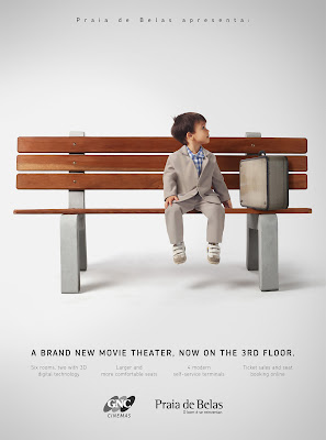 movie ads - posters