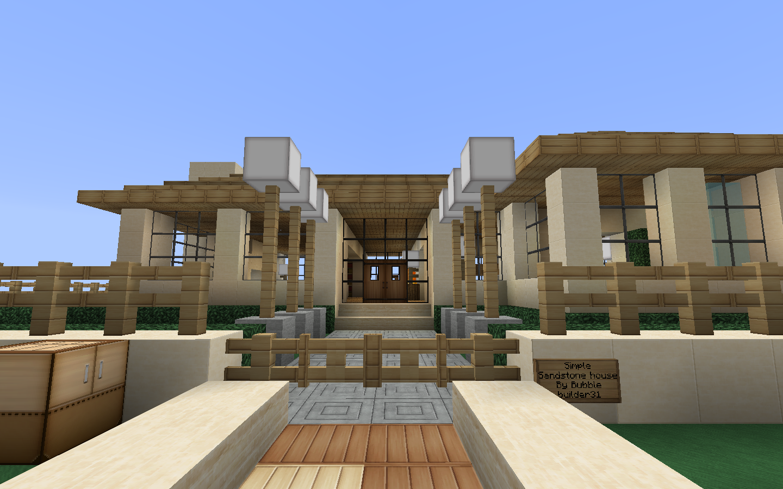 Minecraft Nice House