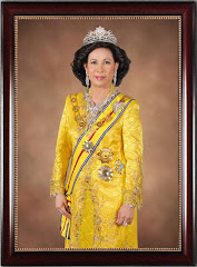 DYMM SPB Raja Permaisuri Agong,Tuanku Hajah Haminah binti Hamidon
