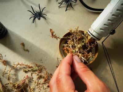 Terrarios para Halloween en Recicla Inventa