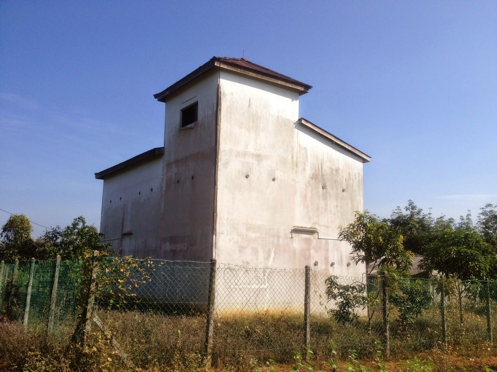 Visited An Abandoned BH At Bukit Selambau, SP, Kedah !!!