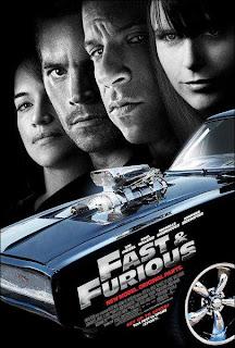 Rápidos y furiosos 4 :  Aún más rápido HD (2009) - Latino