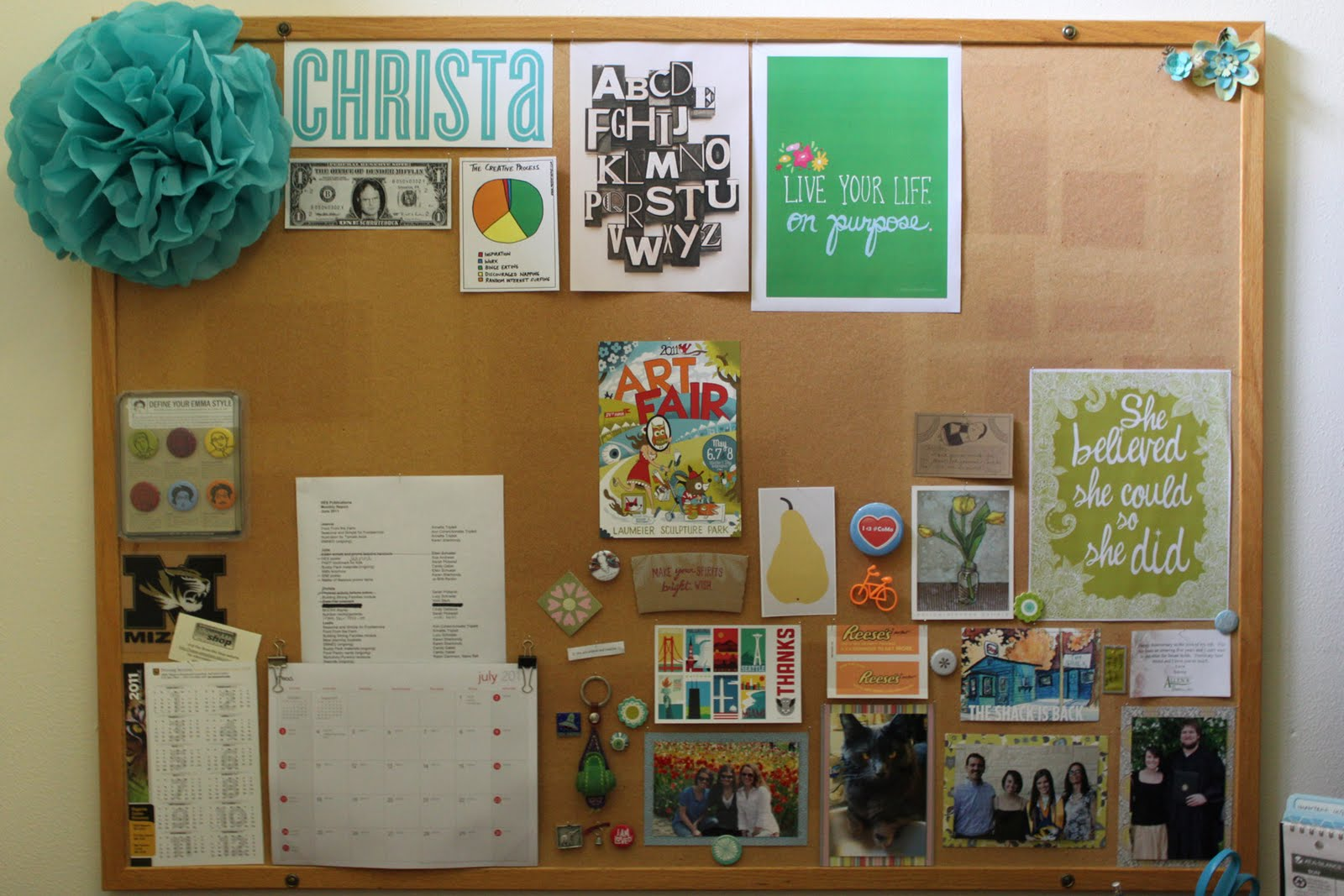 go back gallery for office bulletin board