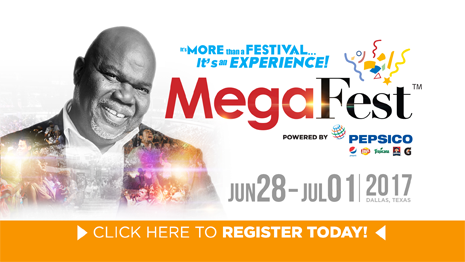 MEGAFEST IS COMING TO DALLAS, TEXAS ON JUNE 28, 2017