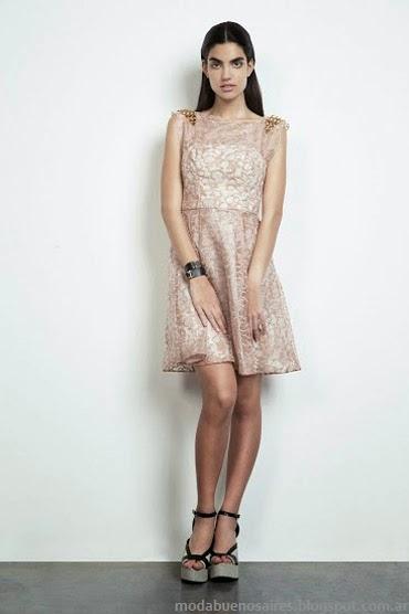 María Vazquez verano 2014 vestidos cortos.