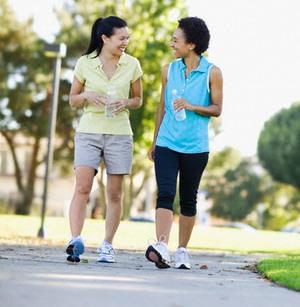Manfaat dan khasiat jalan kaki bagi kesehatan