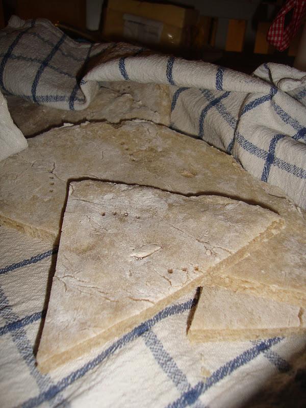 rieska bröd recept