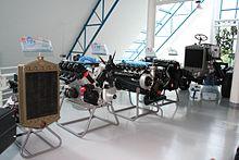 The Diesel Engines