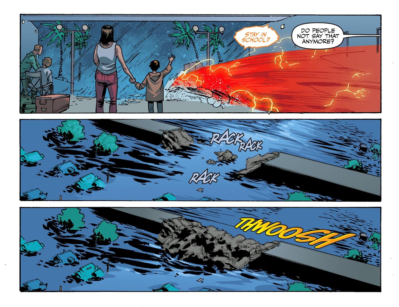 The Flash: Season Zero [I] Issue #20 #20 - English 14