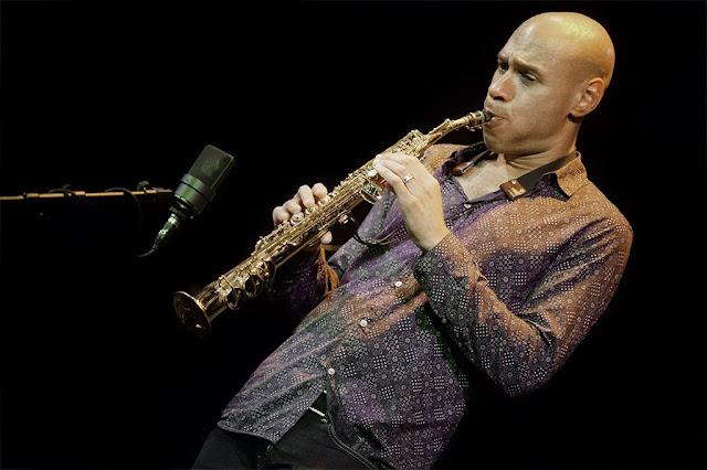Joshua Redman - Ciclo 1906 de Jazz - Teatro Lara (Madrid) - 16/5/2013