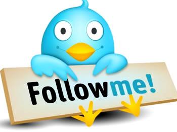 Sigueme en Twitter