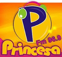 Rádio Princesa FM de Feira de Santana ao vivo