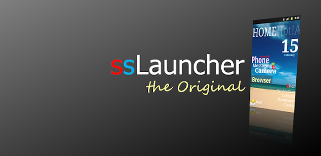 ssLauncher the original download apk v1.13.2