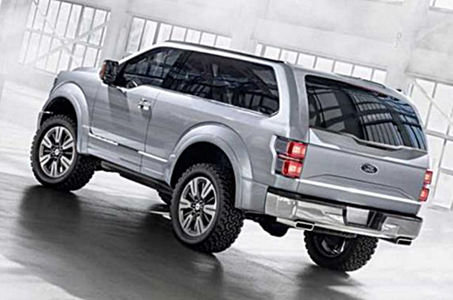 Future Ford Expedition Concept 2020 ford bronco svt redesign, changes ...
