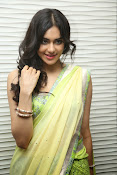 Adah sharma glam pics in saree-thumbnail-20