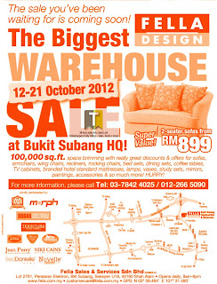 Fella Design Biggest Warehouse Sale