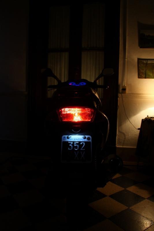 """Mi  Motomel VX150 - """"Golden Shark!"""" Motomel+VX+150+Scooter+%252864%2529"""