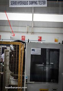 Servo Hydraulic Damping Tester