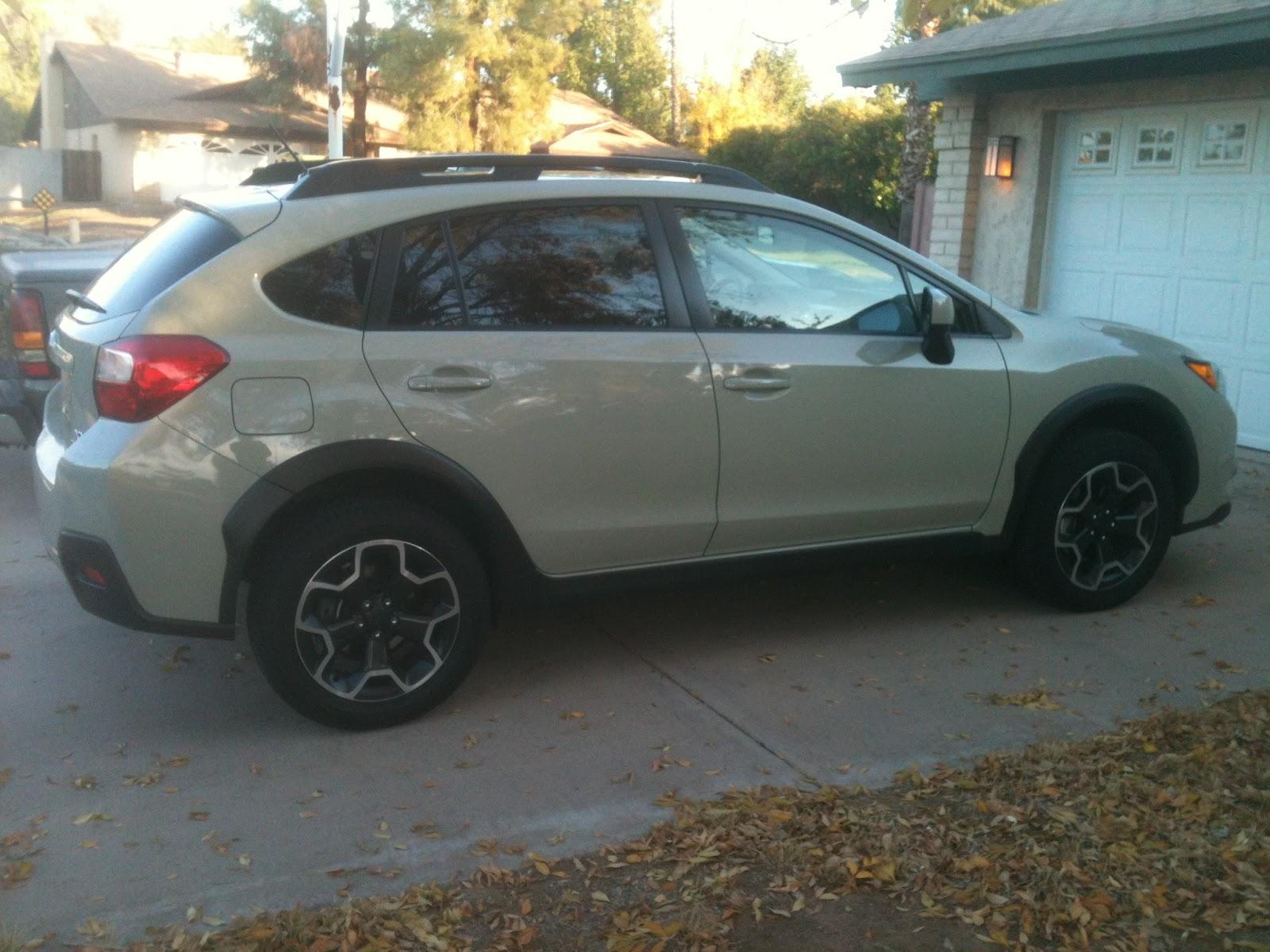 New Car Review 2013 Subaru XV Crosstrek