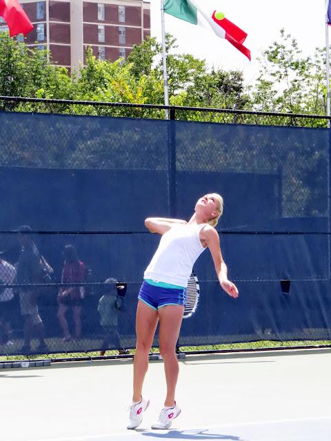 Agnieszka Radwanska Rogers Cup 2013