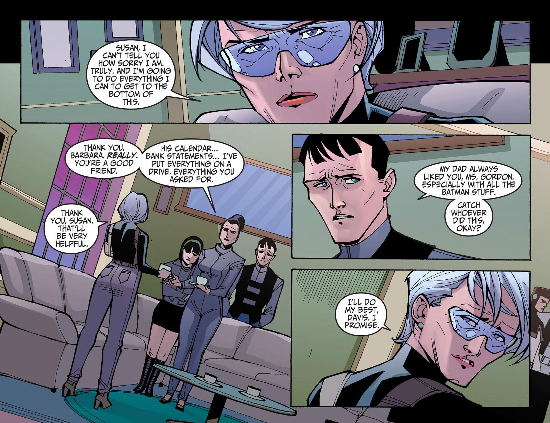 Batman Beyond 2.0 Issue #2 #2 - English 14