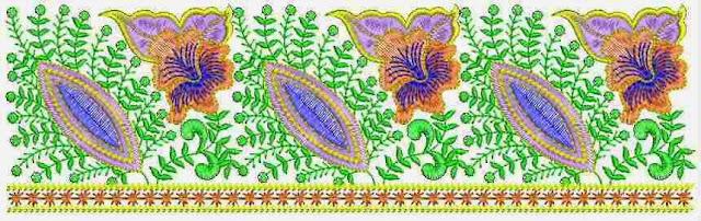 Grasperk ontwerp Kant grens