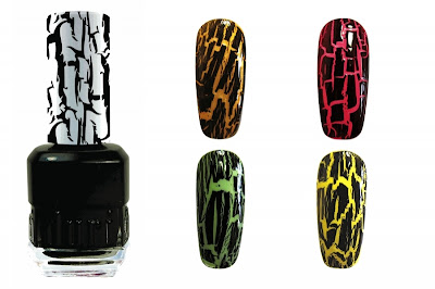 Duri Krakl Nail Polish Collection