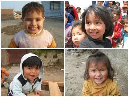 El Grupo Peruanitos