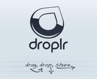 Droplr – Easiest way to share files with an unique links