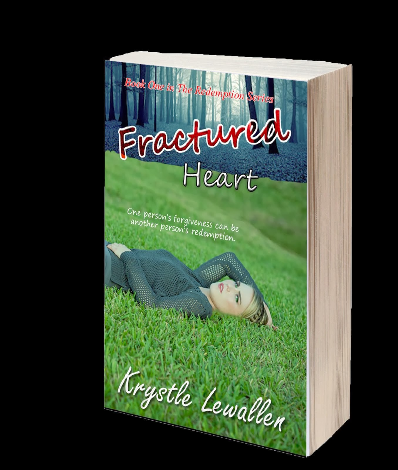 Fractured Heart by Krystle Lewallen