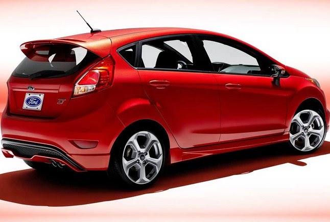 2016 Fiesta ST Release Date