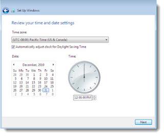 شرح تثبيت ويندوز 7 windows خطوة خطوة بالصور 20