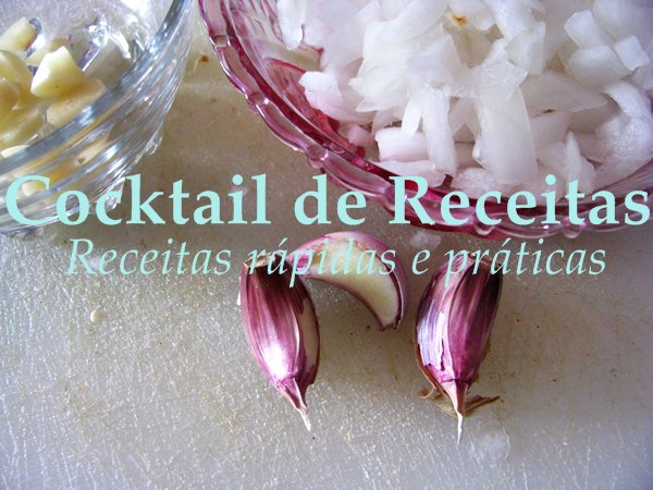 Cocktail de Receitas