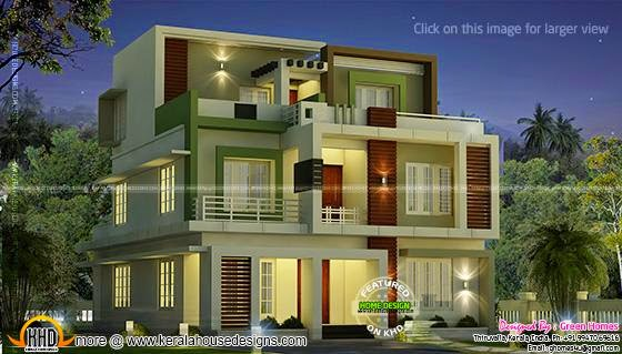 Awesome modern home design