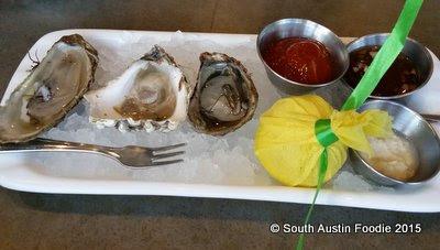 Liberty Kitchen oysters
