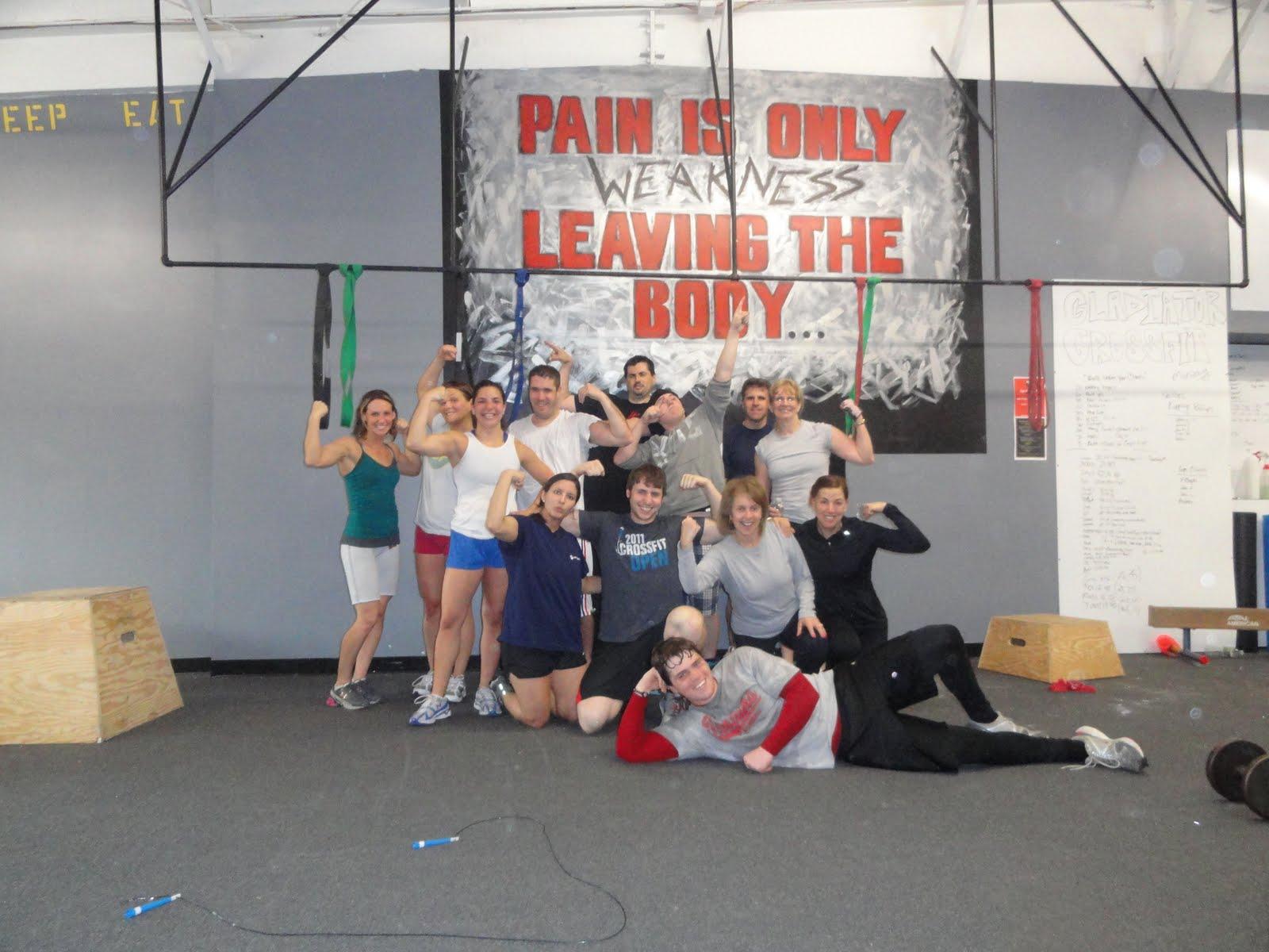 Garage gym natick u meet our trainers