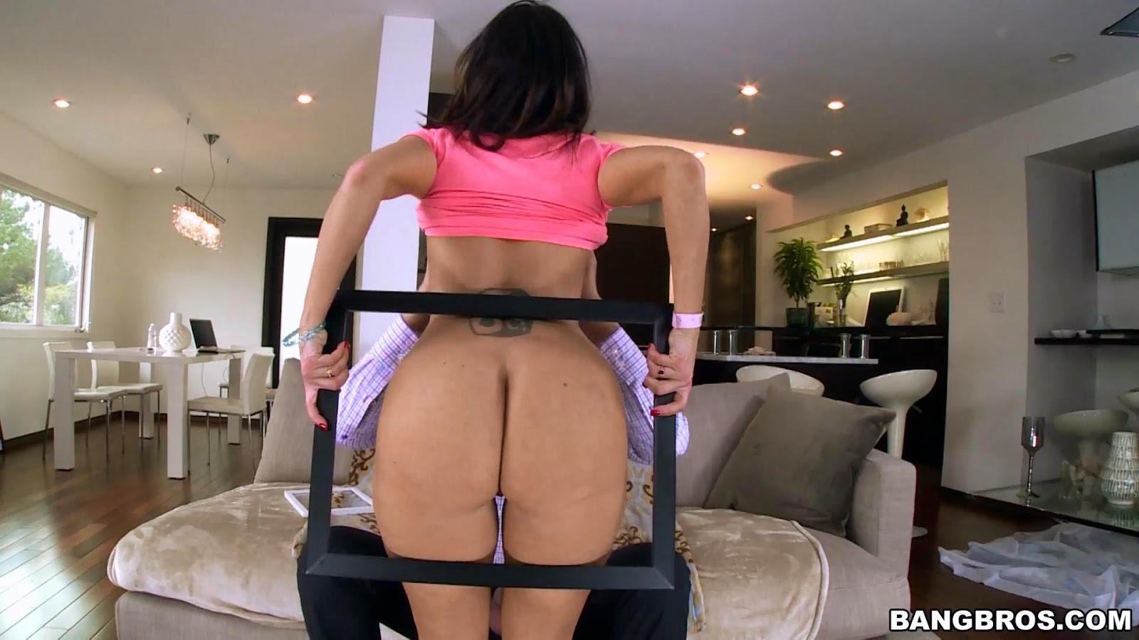 Big tits round asses ava