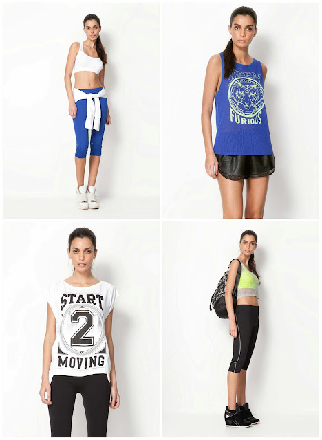 Bershka Sport Collection
