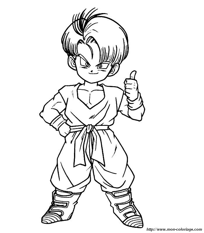 Minas Para Colorear Coloring Pages Dragon Ball Dibujar