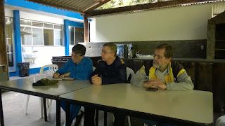 6º Café comunitário no 30º Batalhão da Polícia Militar de Teresópolis realizado dia 17/06/15