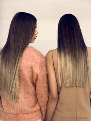 pelo liso 2014 peinados