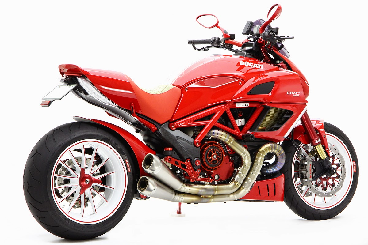 racing caf ducati diavel dvc 5 by moto corse. Black Bedroom Furniture Sets. Home Design Ideas