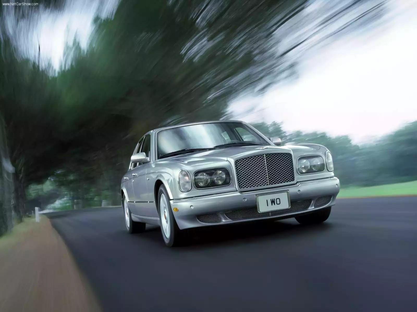 Hình ảnh xe ô tô Bentley Arnage Red Label 2000 & nội ngoại thất