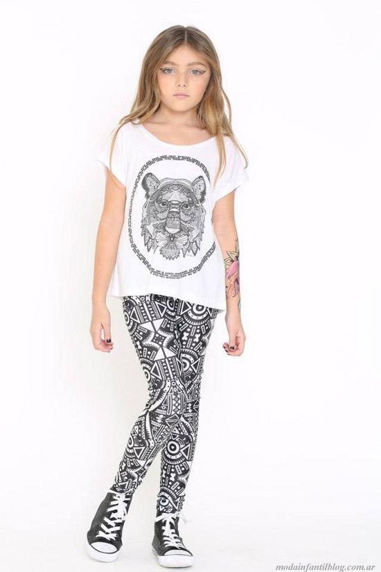 ropa para niños ona saez kids verano 2014