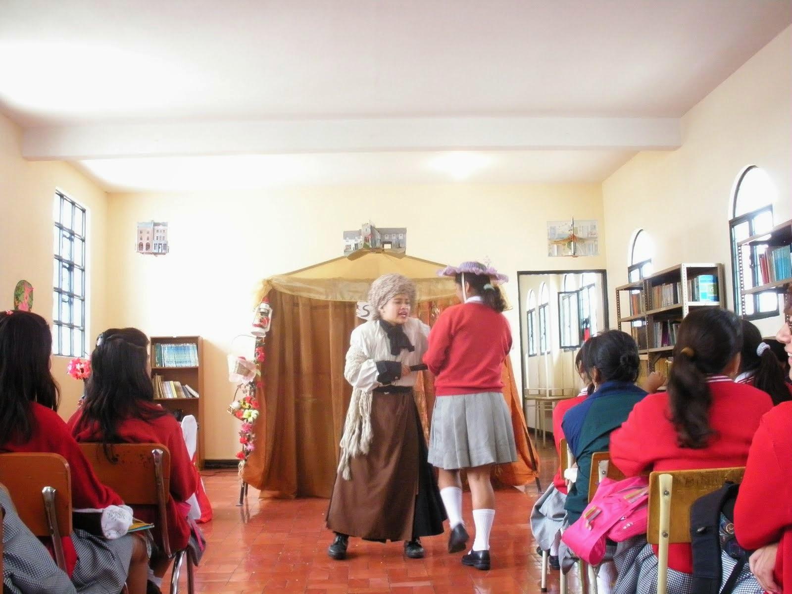 Teatro para Colegios