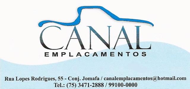 CANAL EMPLACAMENTOS